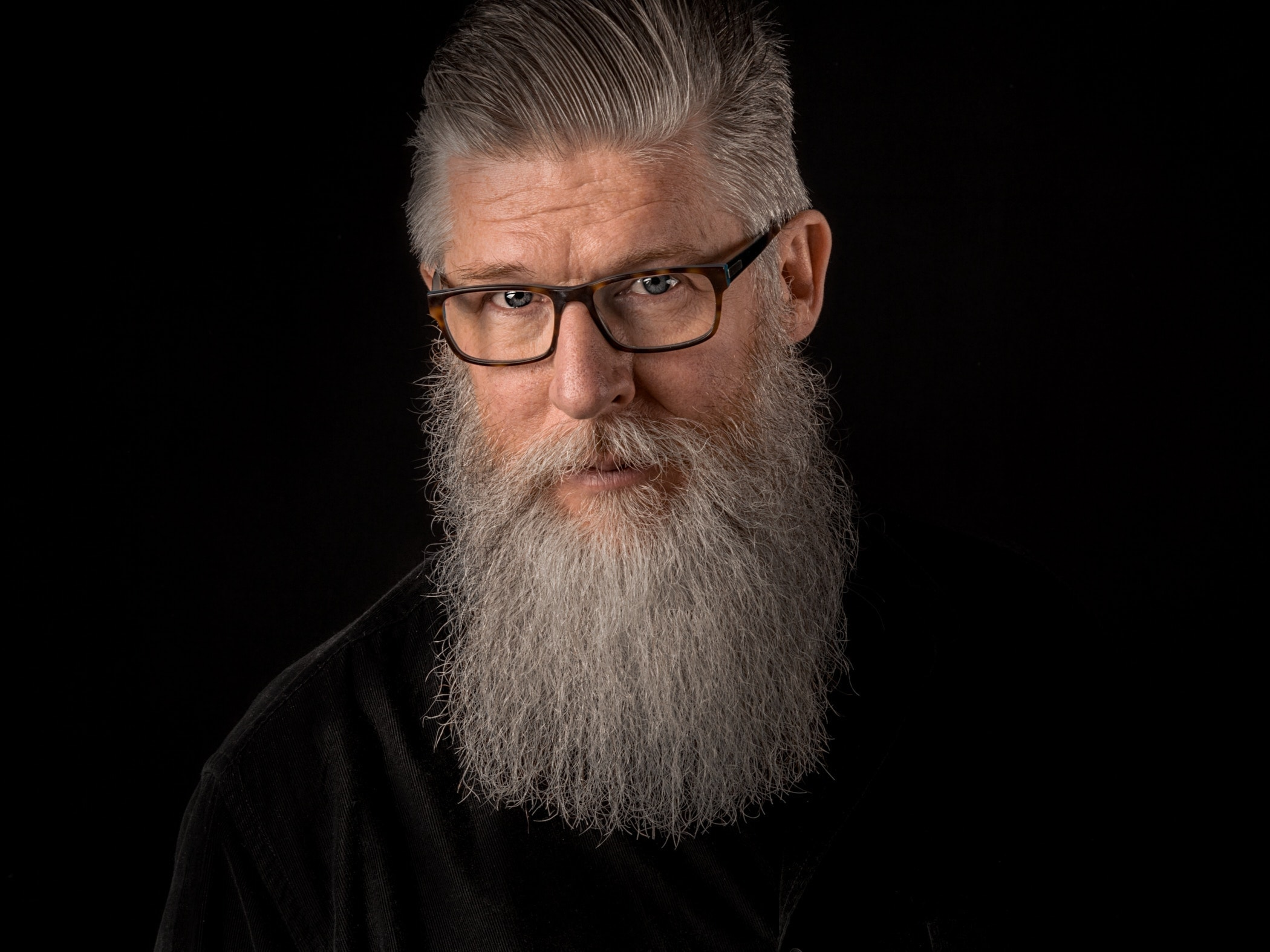 thick beard, growing a beard