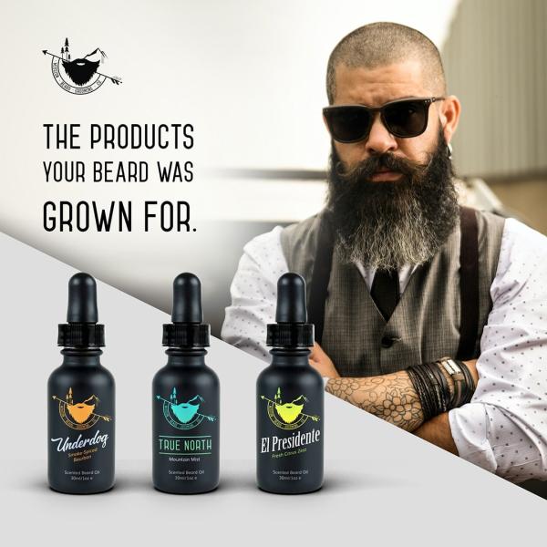 Ultimate Beard Oil Set