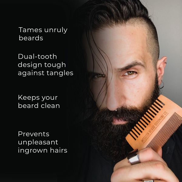 Mane Tamer -  Beard Care Kit