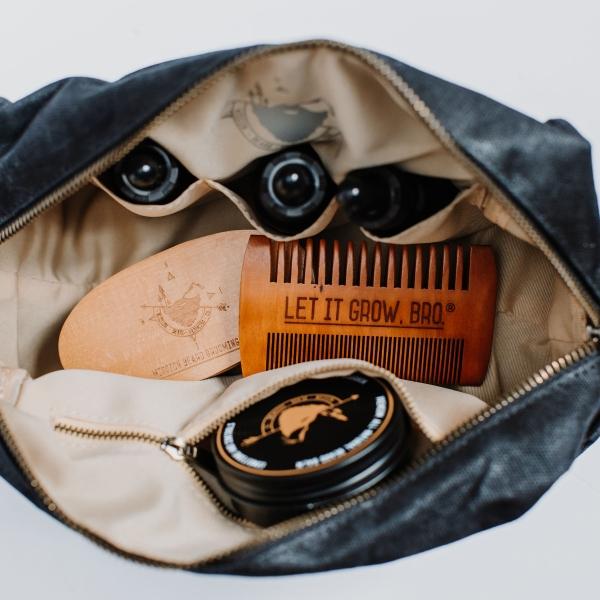 Waxed Canvas Wash Kit